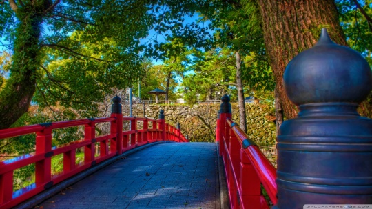 okazaki-castle-bridge-japan-hdr-232805